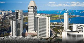 Pan Pacific Singapore - Singapore - Building
