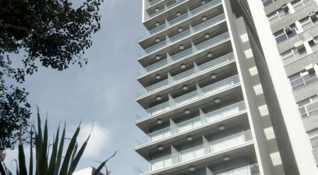H Niteroi Hotel - Niterói - Building