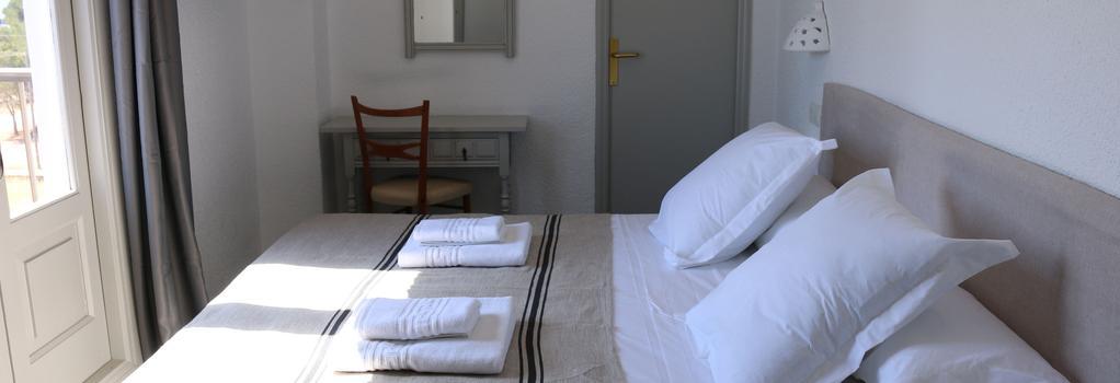 Hostal Flamingo - Santa Eularia des Riu - Bedroom