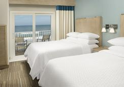 Four Points by Sheraton Jacksonville Beachfront - Jacksonville Beach - Bedroom