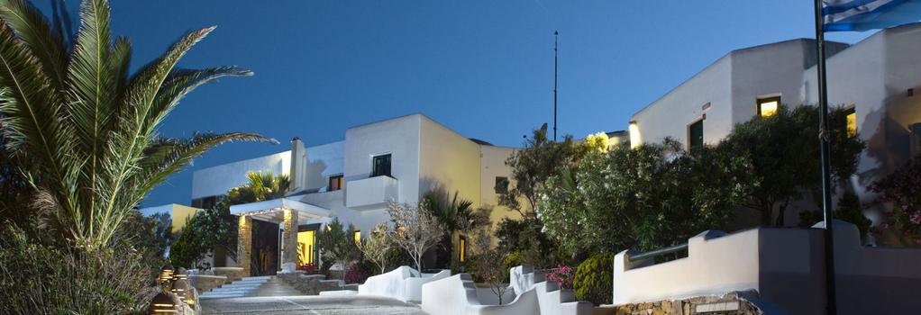 Tharroe of Mykonos - Mykonos - Building