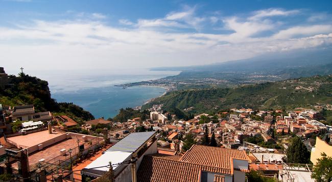 B&B U Palmentu - Taormina - Outdoor view
