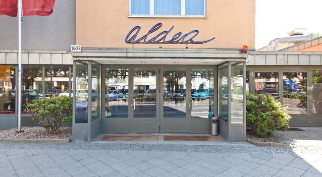 Novum Hotel Aldea Berlin Zentrum - Berlin - Building