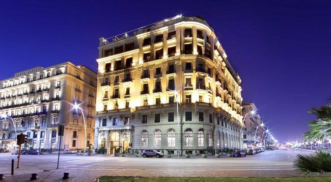 Eurostars Excelsior - Naples - Building