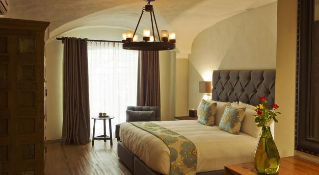 Busue a Boutique Experience Hotel - Mexico City - Bedroom