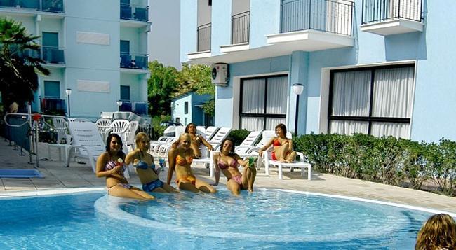 Hotel Adriatico - Gatteo - Pool