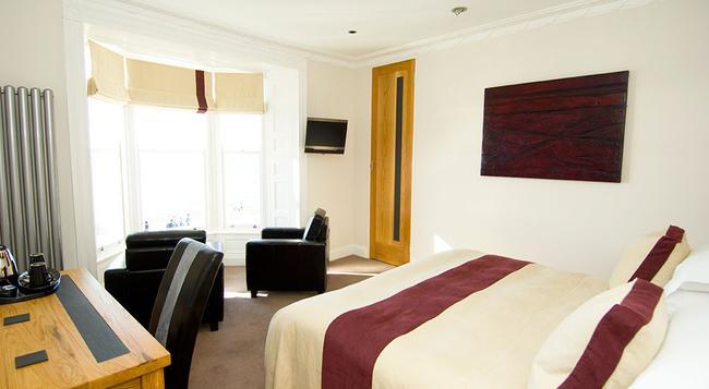 Gwesty Cymru Hotel & Restaurant - Aberystwyth - Bedroom