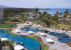Waikoloa Beach Marriott Resort and Spa - Waikoloa - Pool