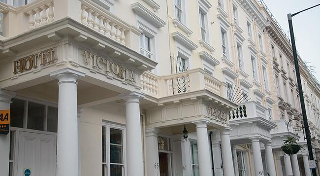 Victoria Inn London - London - Building