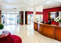 Hotel Saint Sauveur - Lourdes - Lobby