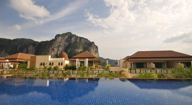 Aonang Cliff Beach Resort - Krabi - Building