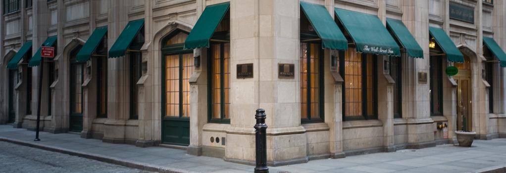 The Wall Street Inn - New York - Building