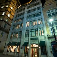 The Wall Street Inn Exterior view