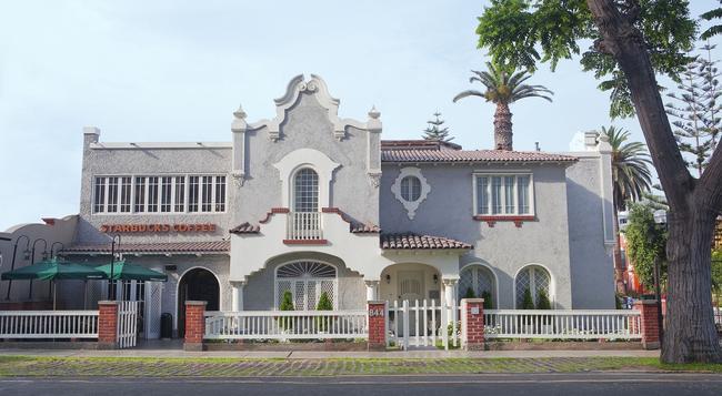 Quinta Miraflores Boutique Hotel - Lima - Building