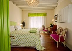Quinta Miraflores Boutique Hotel - Lima - Bedroom