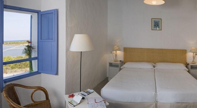 Casas Rurales Illetas - Es Pujols - Bedroom