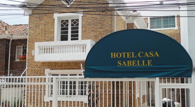 Hotel Casa Sabelle - Bogotá - Building