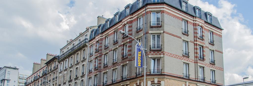 Hôtel Arc Paris Porte d'Orléans - Montrouge - Building