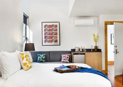 Heywood Hotel - Austin - Bedroom