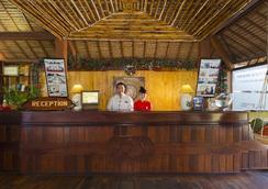 Rock Water Bay Beach Resort & Spa - Kê Gà - Lobby