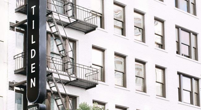 Tilden Hotel - San Francisco - Building