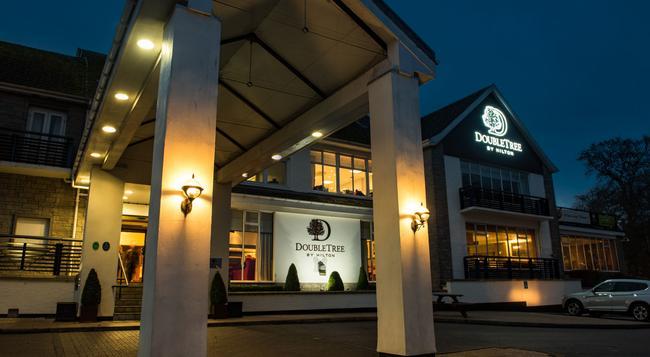 DoubleTree by Hilton Aberdeen Treetops Hotel - Aberdeen - Building