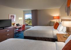 Fairfield Inn Las Vegas Airport - Las Vegas - Bedroom