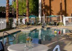 Fairfield Inn Las Vegas Airport - Las Vegas - Pool
