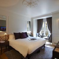 La Clef Louvre Paris Guestroom