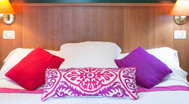 Hotel Ivanhoe - Rome - Bedroom