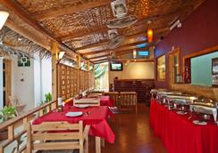 Stingray Beach Inn - Maafushi - Restaurant