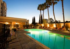 Courtyard by Marriott Newark Silicon Valley - Newark - Pool