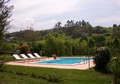 Palacio Garcia Quijano - Santander - Pool