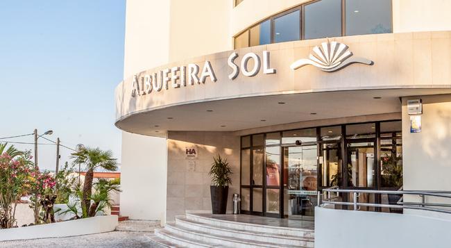 Albufeira Sol Hotel & Spa - Albufeira - Building