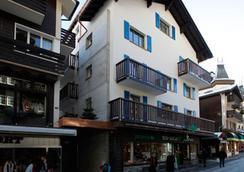 Hotel Garni Testa Grigia - Zermatt - Building