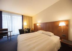 Hotel Berlaymont Brussels Eu - Brussels - Bedroom
