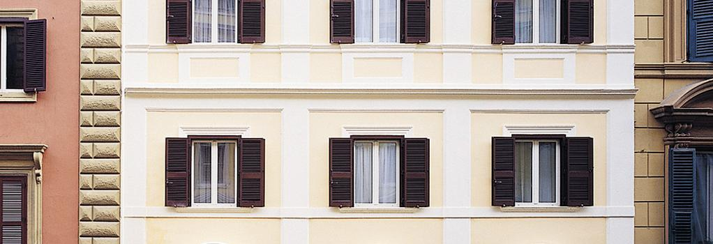 The Bailey Hotel - Rome - Building
