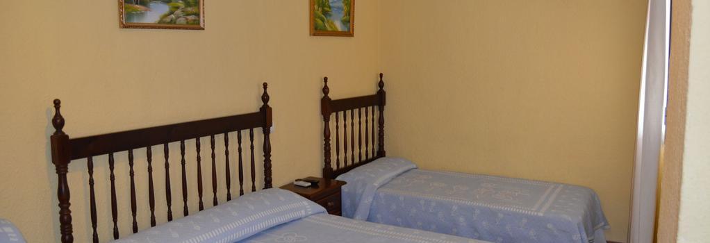 Pensión La Giraldilla - Sevilla - Bedroom