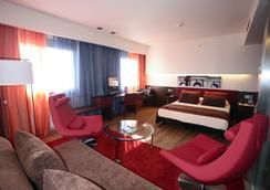 Ayre Gran Hotel Colón - Madrid - Bedroom