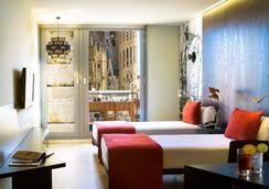 Ayre Hotel Rosellon - Barcelona - Bedroom