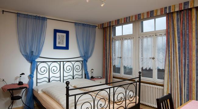 Swiss Lodge Hotel Bernerhof Wengen - Wengen - Bedroom