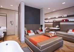 San Carlo Suite - Rome - Bedroom