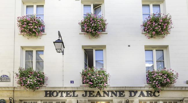 Hôtel Jeanne d'Arc Le Marais - Paris - Building