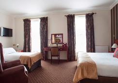 Arlington Hotel O'Connell Bridge - Dublin - Bedroom