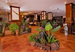 Pakse Hotel & Restaurant - Pakse - Lobby