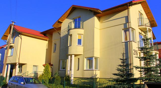 Klaipeda-Apartments - Klaipeda - Building