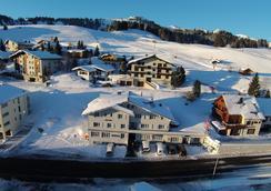 Hotel Siesta Flumserberg - Flums - Outdoor view