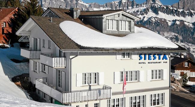 Hotel Siesta Flumserberg - Flums - Building