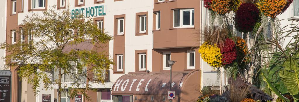 Brit Hotel Tours Sud - Le Cheops - Joue-les-Tours - Building