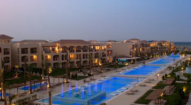 Jaz Aquamarine Resort - Hurghada - Outdoor view